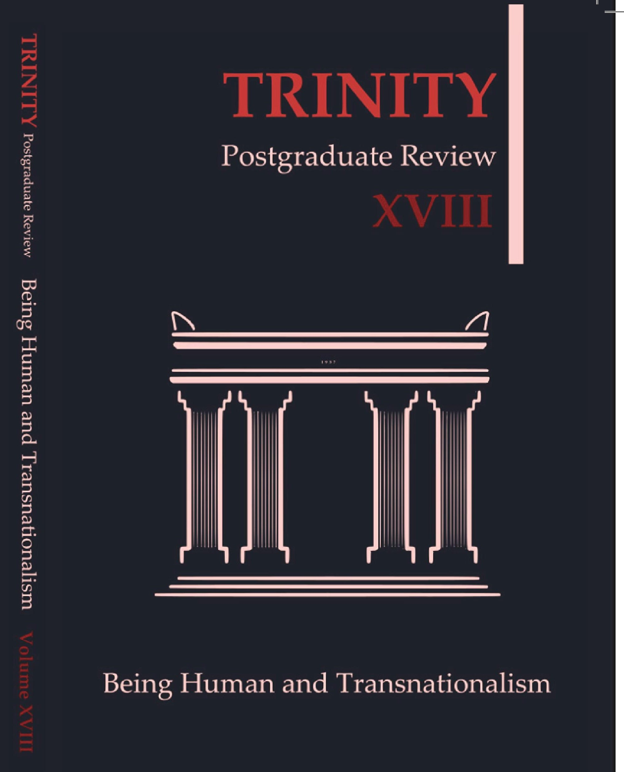 Trinity Postgraduate Review Journal